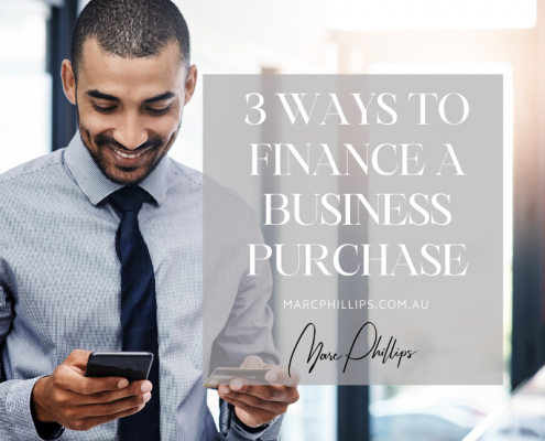 3 Ways to Finance a Business Purchase