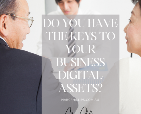 Do You Have the Keys to Your Business Digital Assets