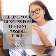 Selling Your Business for the Best Possible Price