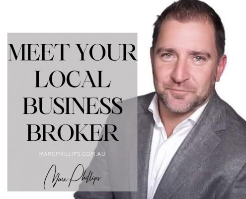 Marc Phillips - Local Business Broker